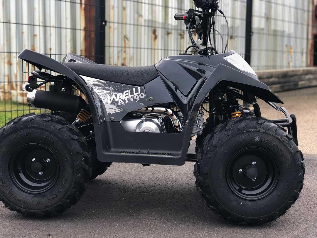 Viarelli 90cc svart (2)